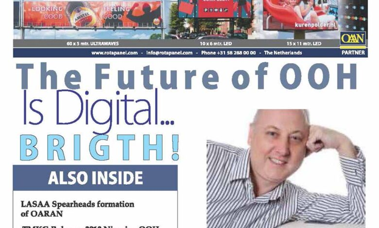 Photo of The Future of OOH is Digital