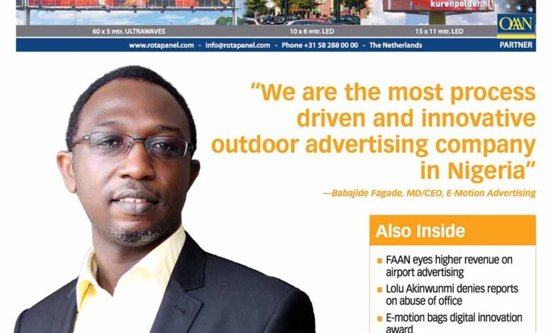 Photo of We are the most process-driven and innovative outdoor advertising company in Nigeria.